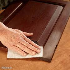 Furniture Design Ideas Featuring Water Based Wood Stains General by Tips For Using Water Based Varnish Family Handyman