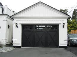 Garage Door Covers Style Your Garage Best 25 Black Garage Doors Ideas On Pinterest Painted Garage