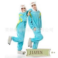 Finn Adventure Halloween Costume Aliexpress Buy Unisex Pajamas Anime Cosplay Costume
