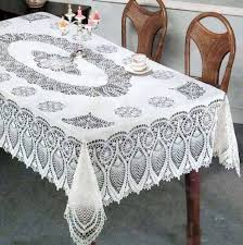 lace vinyl table covers vinyl table cloth wipe clean home decor cover embossed protector