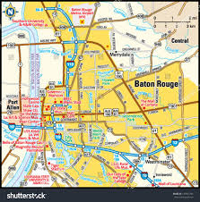 Baton Rouge Zip Code Map by Baton Rouge Zip Code Map And Roundtripticket Me
