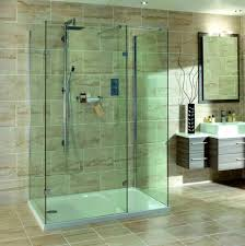 line 3 sided 1400 x 700 walk in shower enclosure with tray one aqata spectra walk in 3 sided shower enclosure sp435