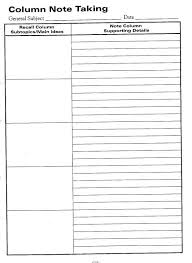 summer classics note taking sheet scribd pinterest