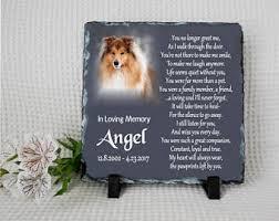pet memorial pet memorial etsy