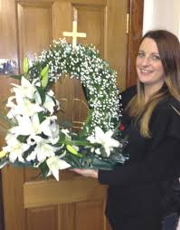 learn professional funeral floristry at kay u0027s flower