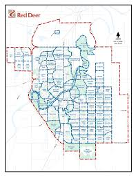City Of Riverside Zoning Map Neighbourhood Maps The City Of Red Deer