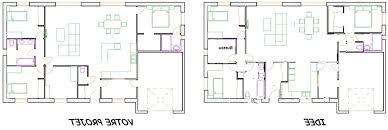plan de maison 120m2 4 chambres plan maison plain pied 120m2 4 chambres madame ki