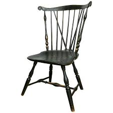 fan back windsor armchair 19th century pennsylvania fan back brace back windsor side chair