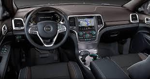 Jeep Grand Cherokee Srt Interior 2014 Jeep Grand Cherokee Interior Leather Seats U0026 6 Speakers Jeep