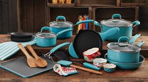 black friday cookware the pioneer woman vintage cookware 27 piece set only 89 regular