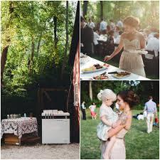 a vintage style backyard wedding backyard weddings backyard and