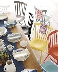 Colored Dining Chairs Favorite Dining Room Furniture Pieces Sunset