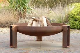 Contemporary Firepit Vulcan Pit A Firepit To Stand Around The