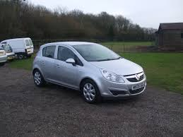 vauxhall corsa blue vauxhall corsa 1 2 club 09 reg sold ymark vehicle services