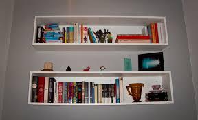 Amish Bookshelves by Wall Mounted Box Shelves Pennsgrovehistory Com