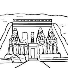 ancient egypt coloring page coloring page pyramids of giza mfw ctg pinterest giza