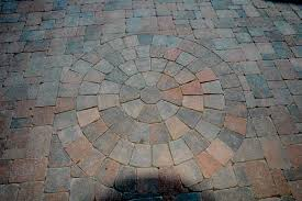 Patio Flagstone Designs Az Landscape Concrete Flagstone Block Wall