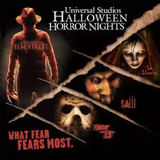 halloween horror nights poster choose your top 10 best haunted attractions you have to check out