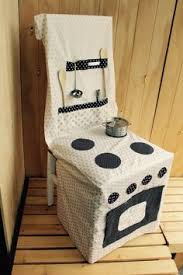 Kitchen Chair Covers Play Kitchen Stove Chair Cover Cloth Kitchen Chair By Woodhut