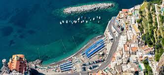Map Of Amalfi Coast Beaches Of Amalfi The Amalfi Coast