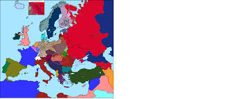 Map Of Europe 1919 by A Blank Map Thread Page 255 Alternate History Discussion
