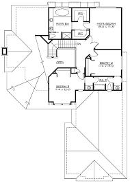 Rambler Open Floor Plans Rambler With Vaulted Living Room 2348jd Architectural Designs