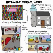 Meme Pool - introvert dream home just add an indoor endless pool and i ll take