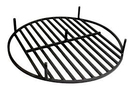 Grill For Fire Pit by Round Fire Pit Grate 30 U0027 U0027 Heavy Duty Grill Cooking Campfire Camp