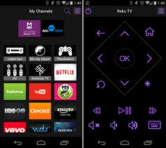 app for android roku tv with the free roku mobile app for android ios and