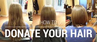 donate hair how to donate your hair living in flux