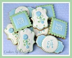 best 25 baby boy cookies ideas on pinterest baby shower ideas