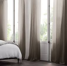 Restoration Hardware Belgian Opaque Linen 39 Best Sheer Curtains Images On Pinterest Sheer Curtains