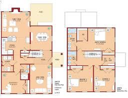 4 bedroom floor plan fairfax village 04 05 w3 w4 e9 the villages at belvoir
