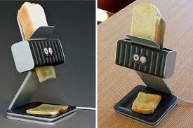Toasters Toast Toast The Future Home 5 Toasters Straight From The Jetsons Brit Co