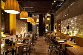 Wooden Restaurant Chairs Restaurant Modern Restourant With Industrial Restaurant Chairs