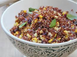 quinoa thanksgiving recipes corn basil and quinoa salad recipe ian knauer food u0026 wine