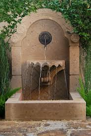 145 best fountains images on pinterest garden fountains wall