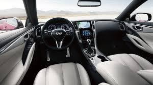 infiniti interior 2017 2017 infiniti q60 plaza auto leasing miami