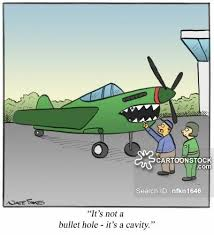 fighter plane cartoons comics funny pictures cartoonstock
