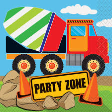 construction party supplies construction party beverage napkins construction party supplies