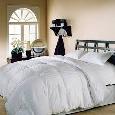 Can I Bleach A Down Comforter Hotel Grand Oversized 500 Thread Count Damask Stripe White Down