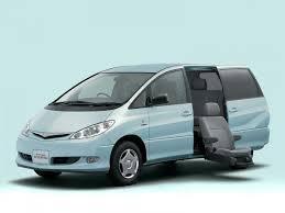 toyota estima estima hybrid 2 4 hybrid 130 hp