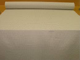 shabby chic linen woven gingham check cotton designer fabric