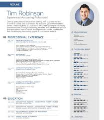 Resume Temlates Professional Resume Templates Free Jospar