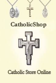 catholic catalog religious gift store with rosary cards and other catholic gifts