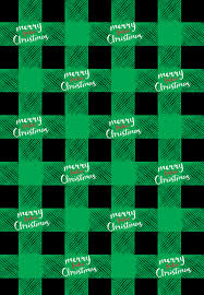 ladybug wrapping paper merry christmas buffalo check wrapping paper 20x29 inches