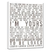 wedding quotes lyrics 78 best i images on canvas word