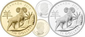 2015 year of the goat guide to the lunar coins agaunews