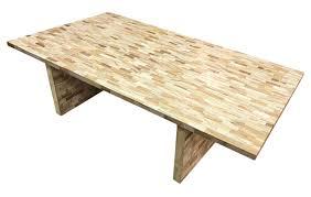 jimeco ltda vintage tessellated bone coffee table chairish