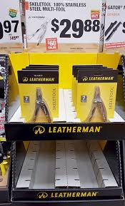 home depot black friday tools sale deal reminder leatherman skeletool for 30 act fast